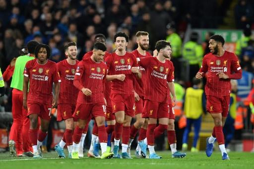 Liverpool elimina al Everton en FA Cup, Lucas Moura salva al Tottenham