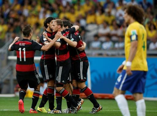 El 1-7 de Alemania a Brasil cumple 6 años consolidado en el humor brasileño