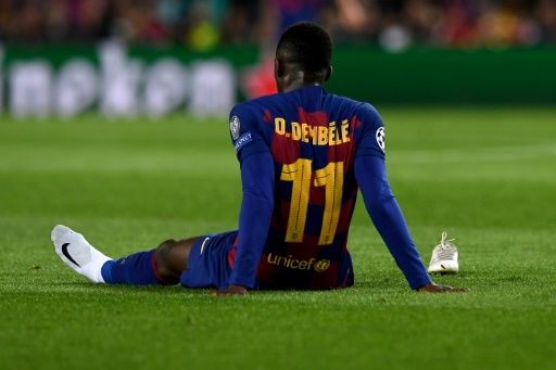 El FC Barcelona, autorizado a fichar tras la lesión de Dembélé