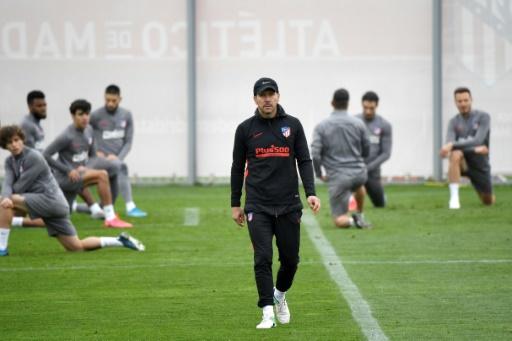 La era Simeone, a prueba en la 'Champions'