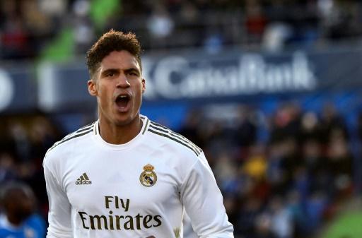 Varane y Courtois lideran al Real Madrid en su victoria en Getafe