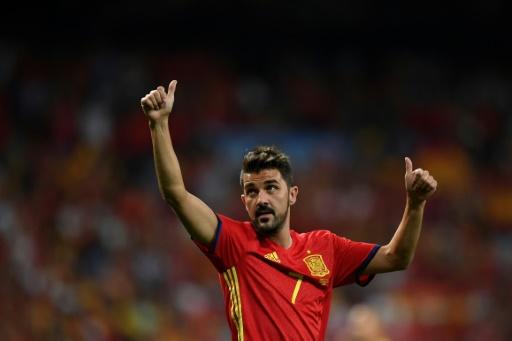 David Villa, el 'Guaje' que recorrió el mundo marcando goles