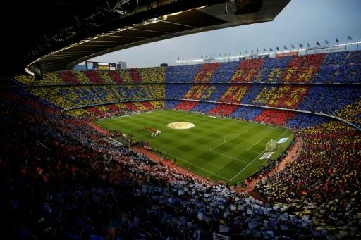 El aplazado clásico Barcelona-Real Madrid se jugará a las 19h00 GMT