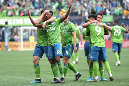 Seattle Sounders FC se consagra campeón de la MLS al ganar 3-1 a Toronto en la final