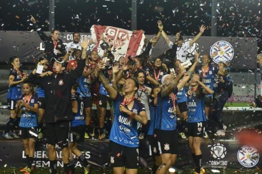 Corinthians-Santiago Morning y Urquiza-América de Cali en cuartos de la Libertadores