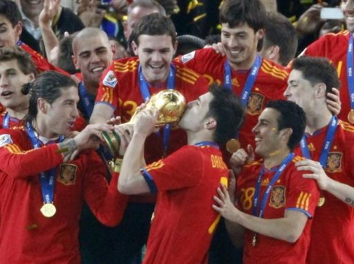 El futbolista español David Villa cuelga los botines a los 37 años