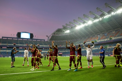 La falta de ambiente en los estadios, principal debe del Mundial Sub-20