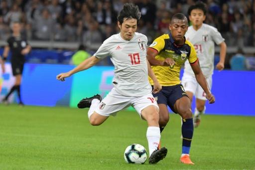 Nakajima nubla al 'Messi japonés', pero los nipones se van de la Copa América