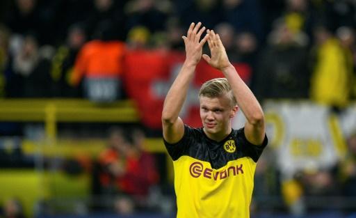 Borussia Dortmund golpea primero ante PSG con dos zarpazos de Haaland