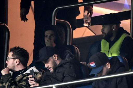 Neymar viaja con el París SG a Dortmund, Paredes ausente