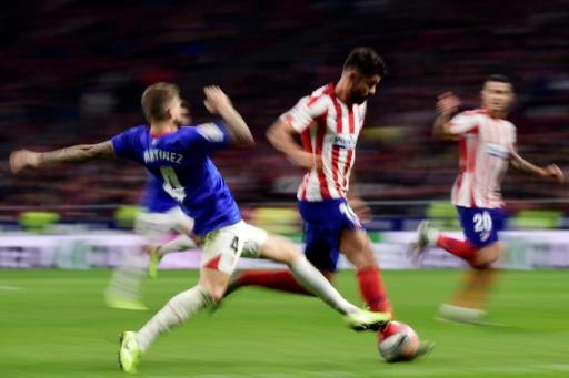 Diego Costa sufre una hernia discal cervical y podría operarse