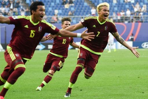Venezuela Sub-20 busca ante Inglaterra el título mundial y cumplir el sueño de todo el país