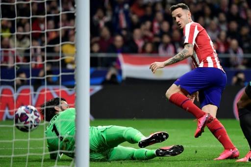El Atlético renace y anula al Liverpool