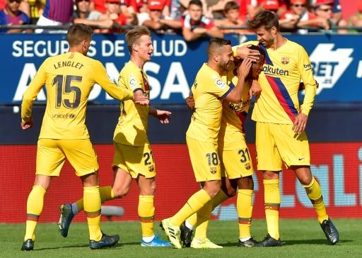 El Barcelona sin Messi y sin derecho a fallo en la Liga