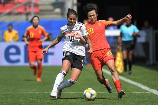 La estrella alemana Marozsan podrá jugar los cuartos del Mundial